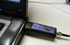 FUNcube Dongle Software Defined Radio