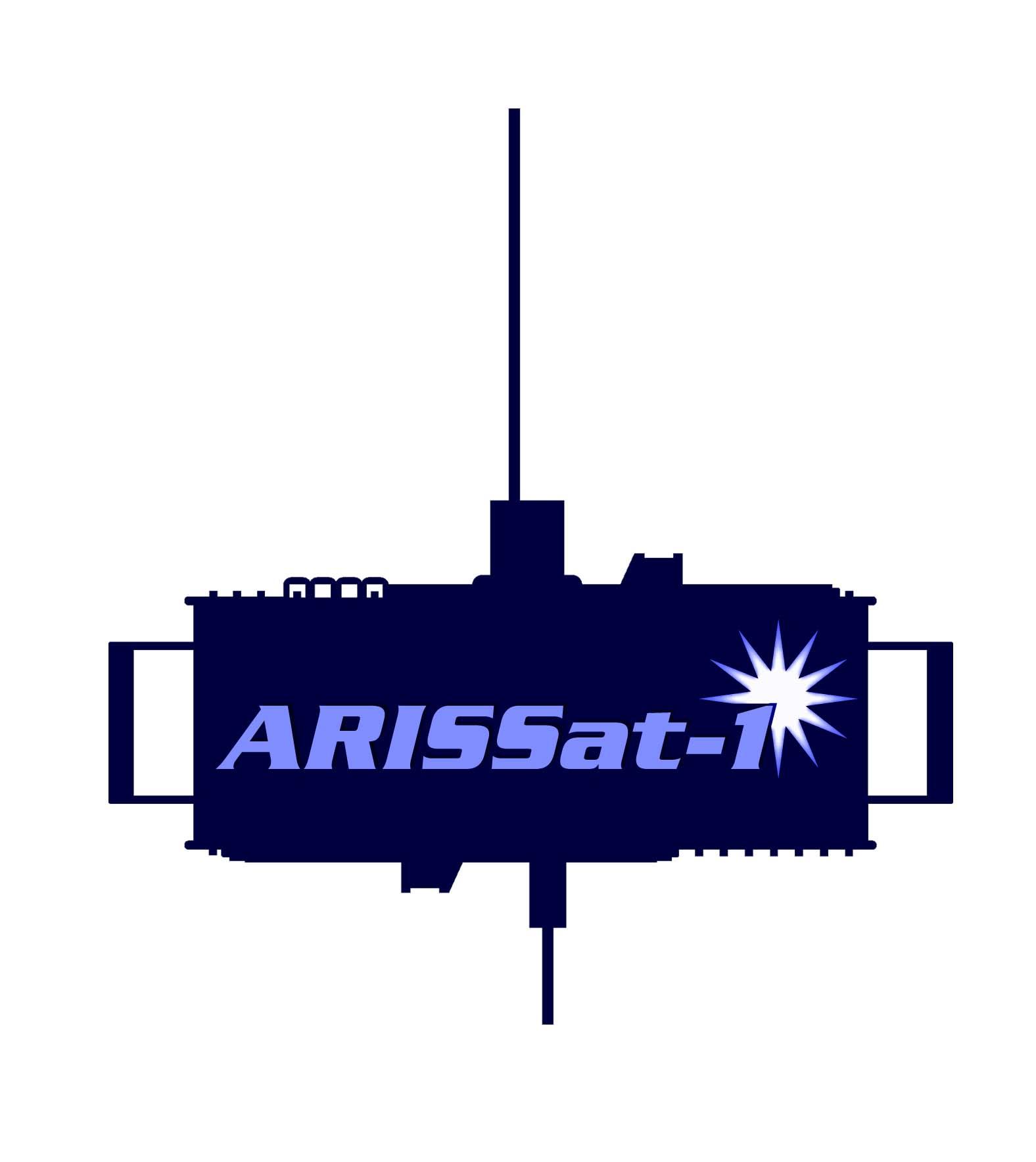 ARISSat-1 Logo | AMSAT-UK