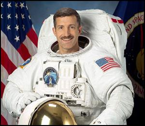 New ISS Commander Daniel Burbank KC5ZSX