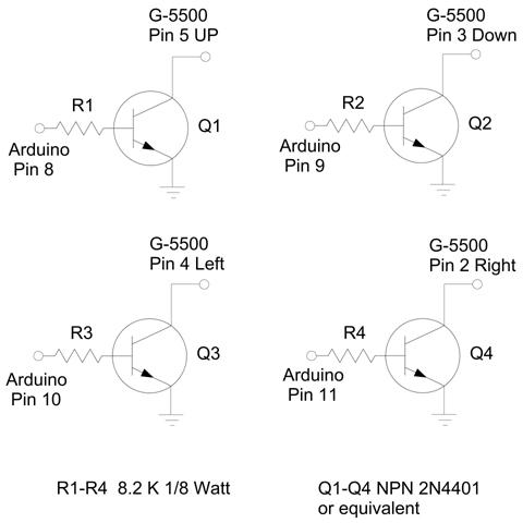 npndriver arduino simplesat rotor controller amsat uk Yaesu G-1000DXA Rotor at eliteediting.co