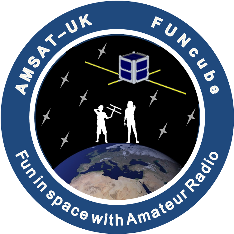 AMSAT-UK FUNcube Mission Patch Rev4 20100609