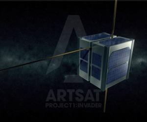 ARTSAT Project Invader