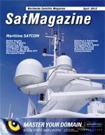 SatMagazine April 2012