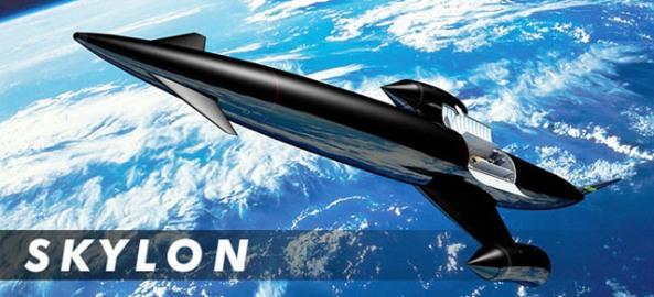 Skylon in Orbit 640