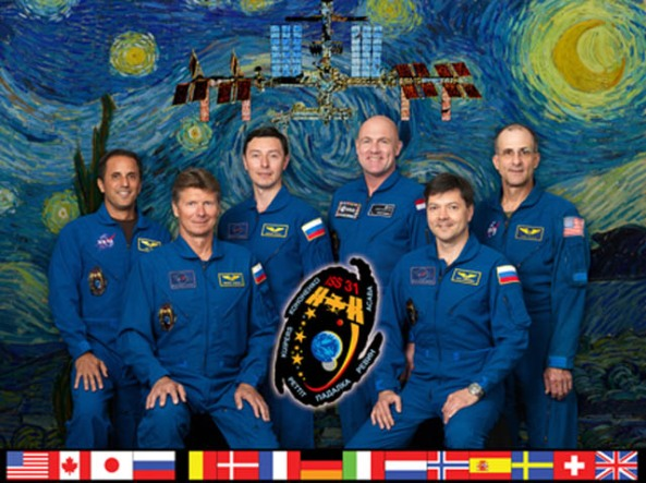 ISS Expedition 31 Crew 640