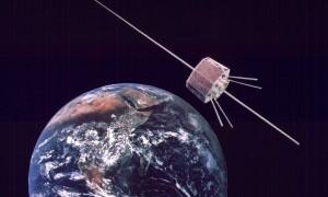 OSCAR 7 in Space