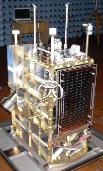 Sumbandilasat SO-67 before launch