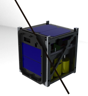 CP5 CubeSat - CalPoly