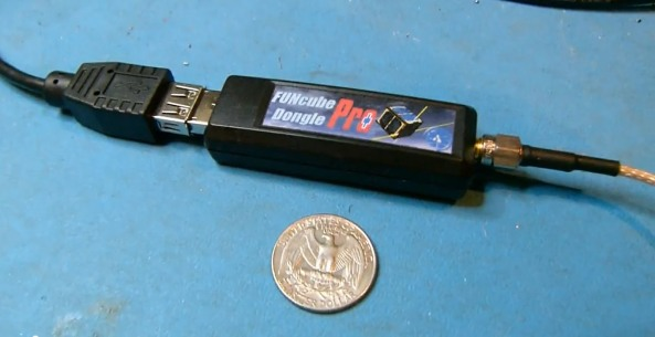 FUNcube Dongle Pro+ Software Defined Radio