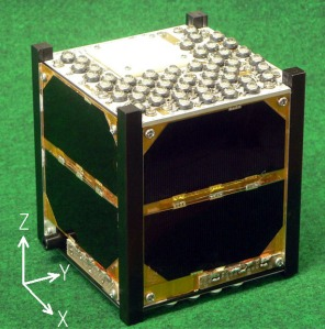 FITSAT-1 Flight Model