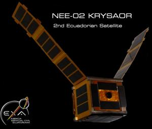 NEE-02 Krysaor - Image credit EXA