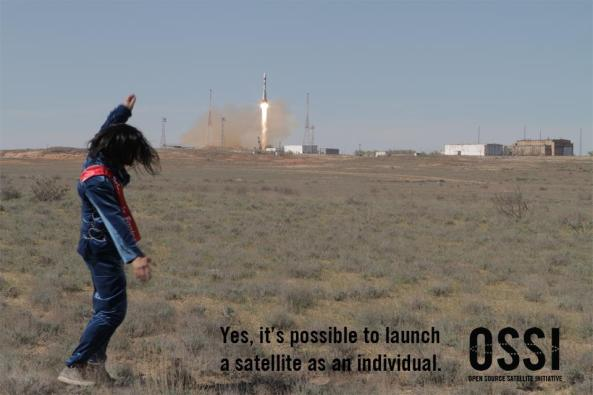 Hojun Song DS1SBO and OSSI-1 launch from Baikonur, Kazahkstan