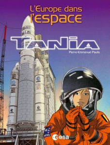 Tania in Space