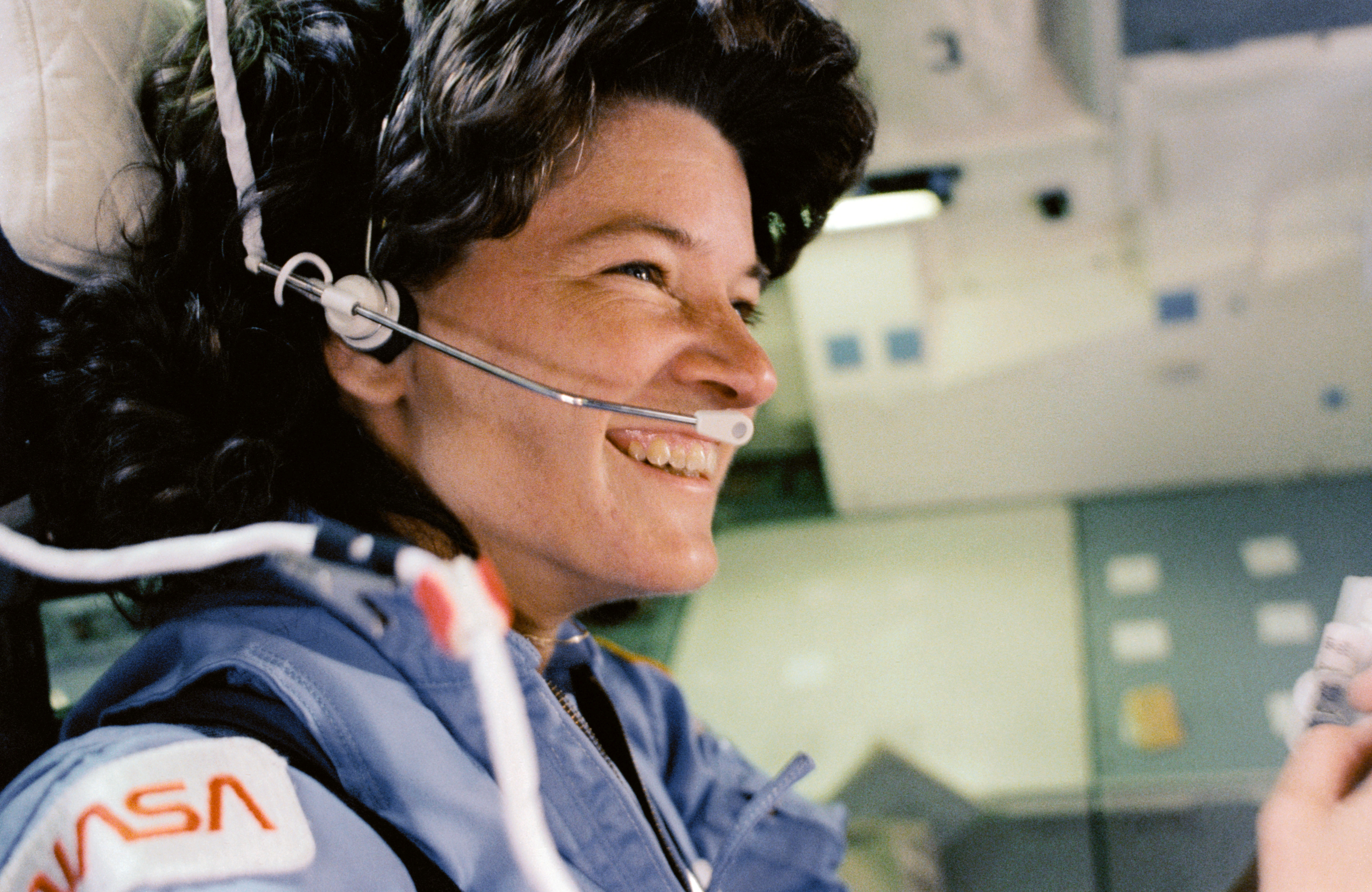 sally ride Trailblazing astronaut and physicist sally ride in conversation with gloria steinem about gender in science and how lazy media portrayals perpetuate stereotypes a marvelous lost interview, found and animated read article.