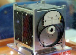 PicoDragon CubeSat - Image credit VNSC