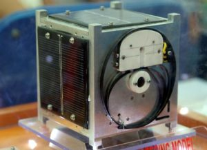 Pico Dragon CubeSat - Image credit VNSC