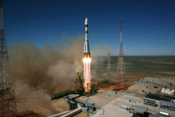 Soyuz-2-1a Bion-M1 Launch