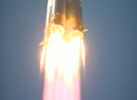 Soyuz-2-1a Lift-off - Image credit SpaceShuttleAlmanac