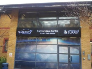 Surrey Space Centre University of Surrey, Guildford
