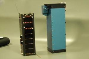 TURKSAT-3USAT and Deployment Pod