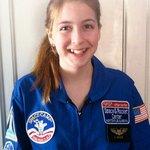 Abby Harrison - Astronaut Abby