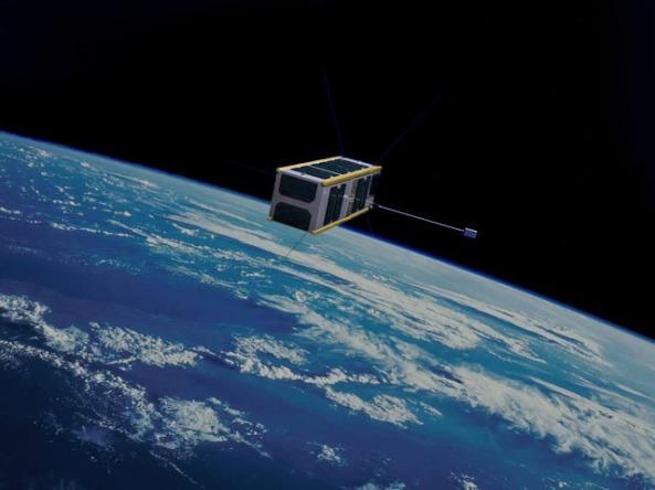 ANTELSAT CubeSat