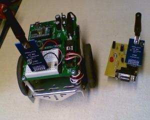 MAREA amateur radio robot - Image credit ARRL