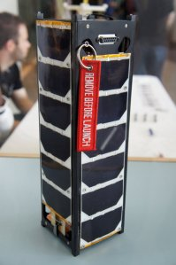 ConSat-1 engineering model
