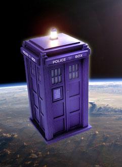 Kickstarter Dr Who Tardis