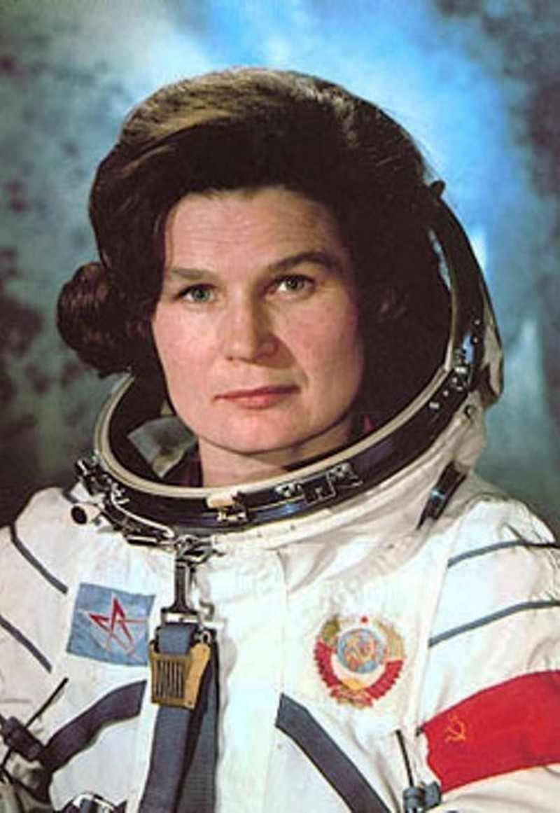 who is first astronaut in space - photo #3