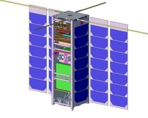 CAD drawing og OPS-SAT - credit ESA