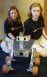 The Rover - Image credit Beatty Robotics