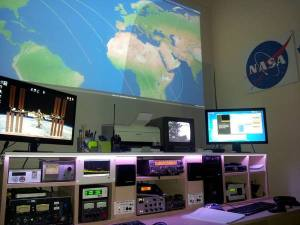 ARISS Telebridge Station IK1SLD at Casale Monferrato, Italy