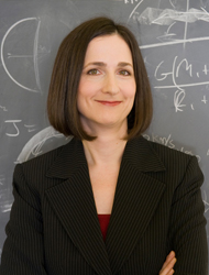 Professor Sara Seager KB1WTW - Image credit MIT