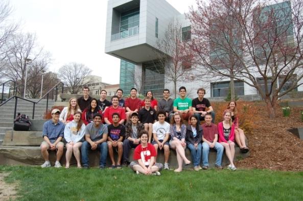 CUSat Team Spring 2013
