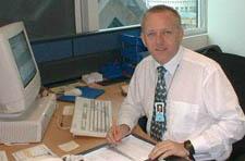Paul Jarvis G8RMM in 2000