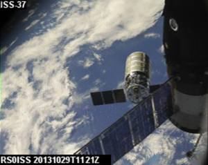 RS0ISS SSTV 20131029-1121Z received by Dmitry Pashkov UB4UAD