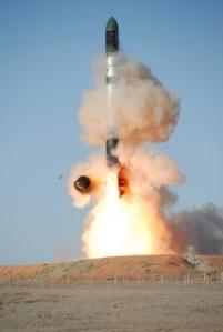 A Dnepr Launch