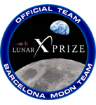Barcelona Moon Team Logo