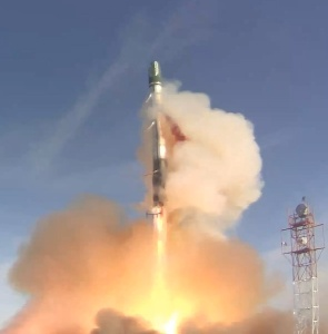 A Dnepr Launch - Credit ISC Kosmotras
