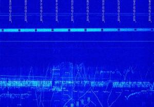 FUNcube-1 transponder spectrum - Mike Rupprecht DK3WN