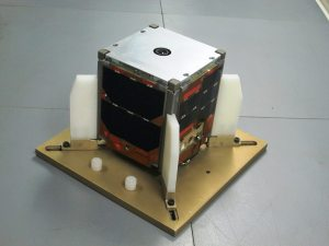 ICUBE-1 - Image credit Institute of Space Technology in Pakistan