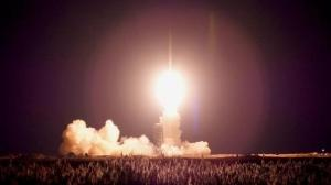 Minotaur-1 Launch from Wallops Flight Facility