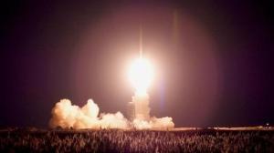 Minotaur-1 Launch from Wallops Flight Facility