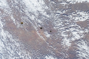 PicoDragon was deployed from the ISS with two other CubeSats ArduSat-1 and ArduSat-x