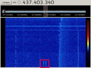 UB4UAD screenshot of WREN signal received Nov 26, 2013 at 06:47:13 UT