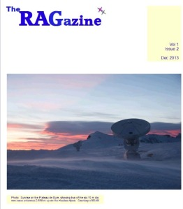 BAA-RAG RAGazine Issue 2 Dec 2013