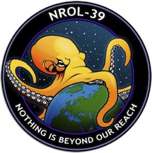 NROL-39 Mission Patch