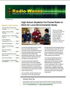 ARRL Radio Waves Winter 2014