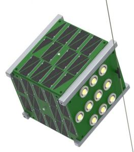 EQUiSat CubeSat